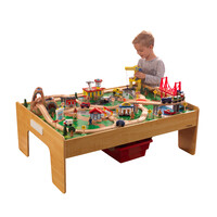 KidKraft Adventure Town Railways Set & Table