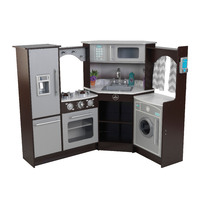 Ultimate Corner Play Kitchen Set With Lights & Sounds
