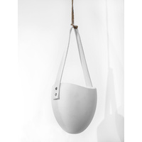 Serax Ceramic Oval Hanging Pot