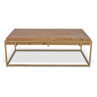 Barry 1.4m Reclaimed Pine Coffee Table