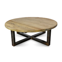 Arthur Reclaimed Industrial Coffee Table