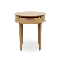 Johansen Scandinavian Lamp Side Table