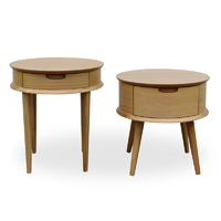Asta Scandinavian Lamp Side Table