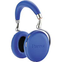 Parrot Zik 2.0 Bluetooth Wireless Headphones - Blue