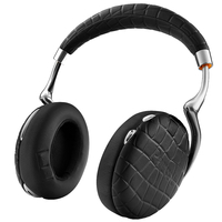 Parrot Zik 3.0 Bluetooth Wireless Headphones - Black (Croco)