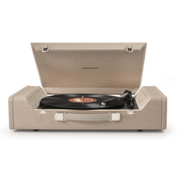 Crosley Nomad Turntable -Brown