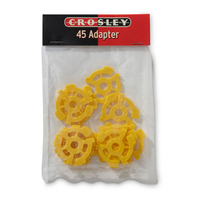 Crosley 45 Adapters 12-Pack