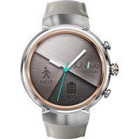 Asus Zenwatch 3 WI503Q Silver (Beige Leather Strap)