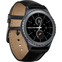 Samsung Gear S2 SM-R732 Classic Bluetooth Smart Watch - Dark Gray