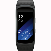Samsung Gear Fit 2 Large - Black