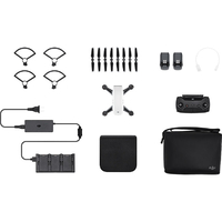 DJI Spark RTF Quadcopter Fly More Combo - Alpine White