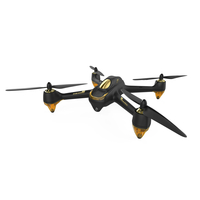 Hubsan X4 H501S FPV Brushless  1080P Camera Quadcopter with Transmitter (RTF) & Remote Controller 4.3' inches LCD