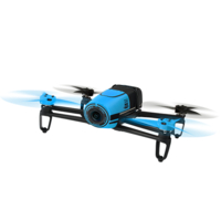 Parrot Bebop Drone without Skycontroller - Blue