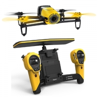 Parrot Bebop Drone with Skycontroller - Yellow