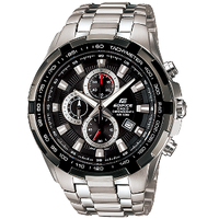 Casio EDIFICE Chronograph Watch EF-539D-1A2V - Black