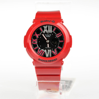 Casio Baby-G Standard Analog-Digital Watch BGA-160-4B - Red