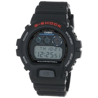Casio G-SHOCK DW-6900-1VH Watch - Black