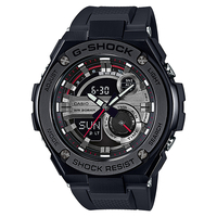 Casio G-SHOCK G-STEEL Analog-Digital Watch GST-210B-1A - Black