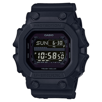 Casio G-SHOCK 200M Water Resistance Tough Solar Watch GX-56BB-1 - Black