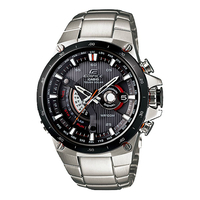 Casio EDIFICE TOUGH SOLAR Watch EQS-A1000DB-1AV - Black