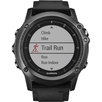 Garmin Fenix 3 HR GPS Watch - Sapphire (Built-in HRM)