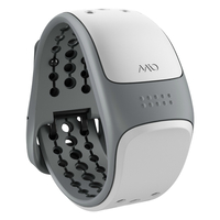 Mio Link Heart Rate Band (Small/Medium Strap) - White
