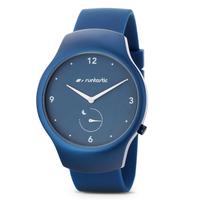 Runtastic Moment Fun - Activity and Sleep Tracking Watch (RUNMOFU2) - Indigo (Blue)
