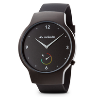 Runtastic Moment Basic - Activity and Sleep Tracking Watch (RUNMOBA1) - Black