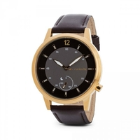 Runtastic Moment Classic - Activity and Sleep Tracking Watch (RUNMOCL2) - Gold