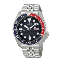 Seiko Blue Dial Diver's 200M Watch - SKX009K2