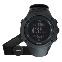 Suunto Ambit3 Peak Black (HR) Heart Monitor GPS Watch Watch