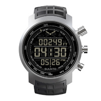 Suunto Elementum Terra Black Rubber Dark Display Sports Watch (SS014522000)