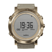 Suunto Essential Gold Outdoor Watch (SS021214000)