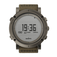 Suunto Essential Slate Outdoor Watch (SS021217000)
