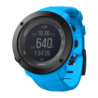 Suunto Ambit3 Vertical Blue (HR) Multisport GPS Watches with Heart Rate Monitor (SS021968000)