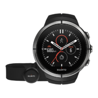 Suunto Spartan Ultra Black (HR) Multisport GPS Watch (SS022658000)
