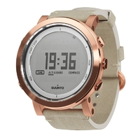 Suunto Essential Ceramic Copper Outdoor Watch (SS022441000)