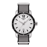 Tissot Quickster Nato 40mm Mens Watch T095.410.17.037.00
