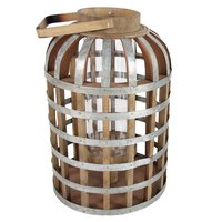 Shanty Lantern Large 29x29x57cmh Boxed in 2's