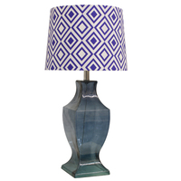 Channing Table Lamp 33x38x68cmh
