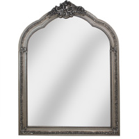Appel  Antique Silver Over Mantle 90 x120 Frame 9.5w &14.5h