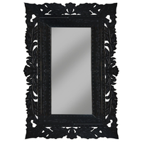 French Lace Mirror HUGE