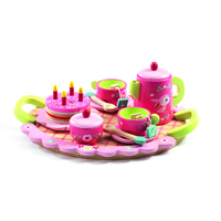 Djeco  Lili Rose Tea Party Set