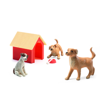 Djeco Doll House Dogs