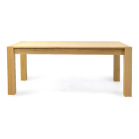 Doreen Oak Extendable Dining Table