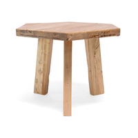 Cedric Reclaimed Wooden Side Table