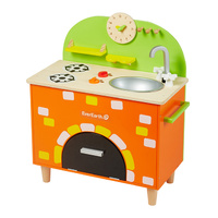 EverEarth Brick Oven - kids pretend toys