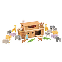 Play Giant Noah's Ark with animals & figures (LAST ONE)