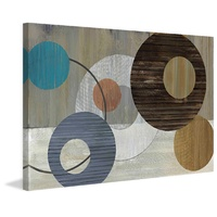 Cosmic Orbit II Canvas Wall Art