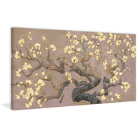 Brisbane Botanic Branches II Canvas Wall Art